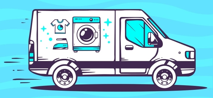 Laundry Pickup Service Miami